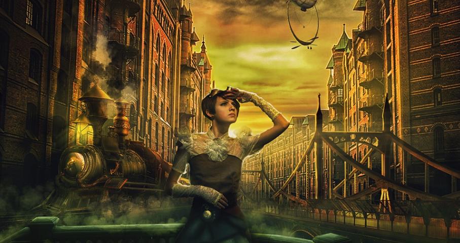 Sfondo-Steampunk