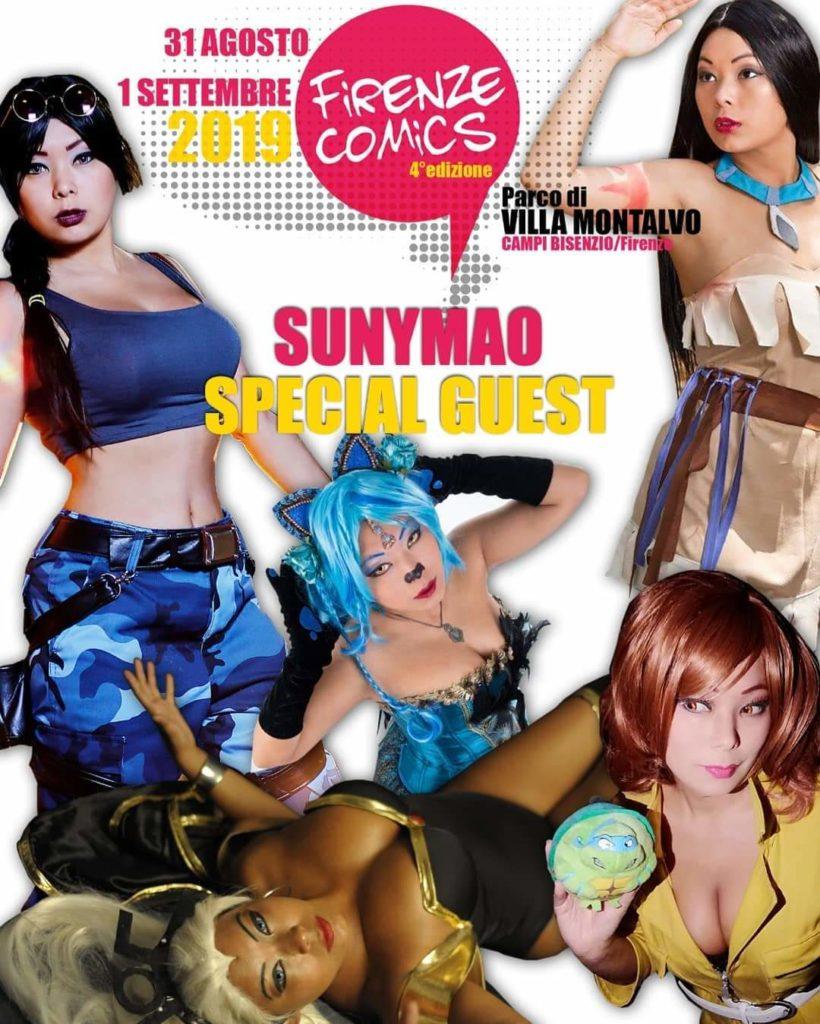 Sunymao-Special-Guest-Firenze-Comics-2019