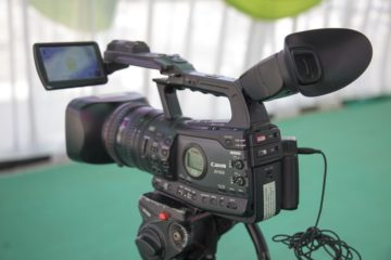 television-studio-camera
