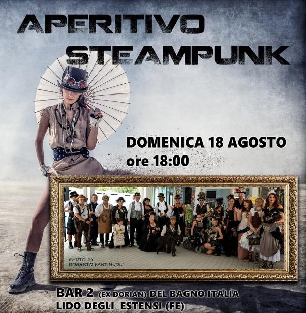 Apertitivo-Steampunk-Bagno-degli-Estensi