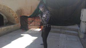 Montano-Devin-black-suit-spiderman-Colonnella