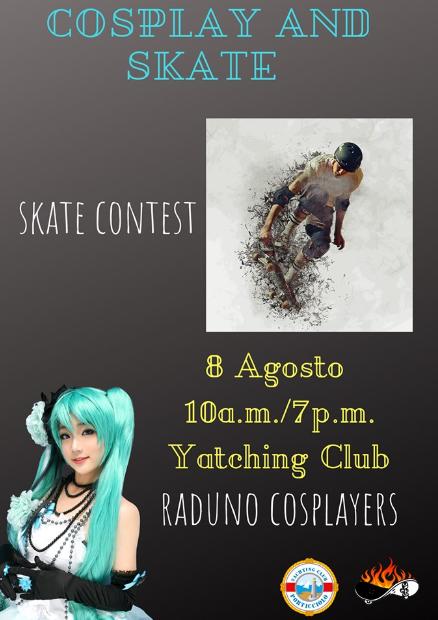 Skate-e-Cosplay