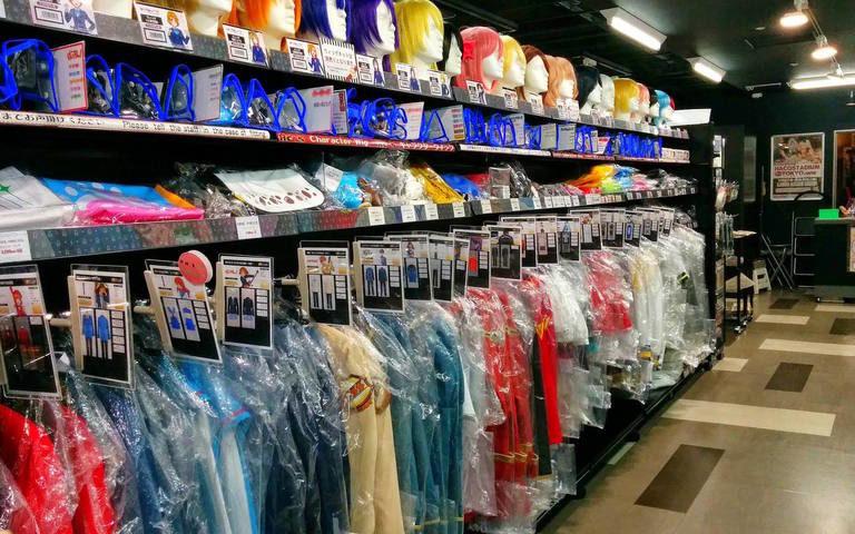 Akihabara-Cosplay-Shop