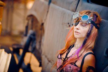 Cosplay-Cyberpunk