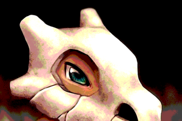 Cubone-Pokémon