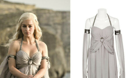 Daenerys-dress-season-1