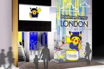 London-Pokémon-Center