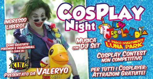 NewJesolandia-Cosplay-Night