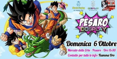 Pesaro-Cosplay
