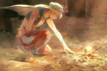 Gligamesh-Fate-Grand-Order-Babilonia