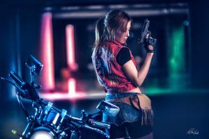 Lucilla-Martini-Claire-Redfield-Resident-Evil