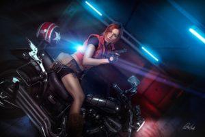 Lucilla-Martini-Claire-Redfield-Resident-Evil-6