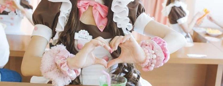 maid-Cosplay