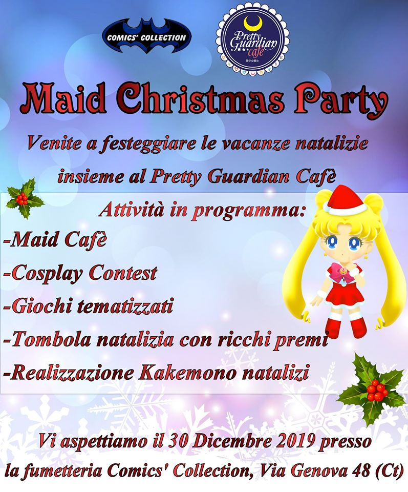 maid-christmas-party