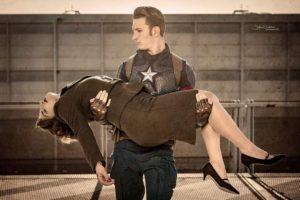 Federica-Palmieri-Cristiano-Wolf-Captain-America-Peggy-Carter-2