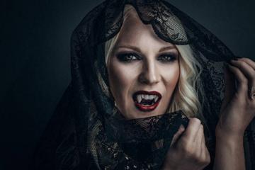 Vampire-Cosplay