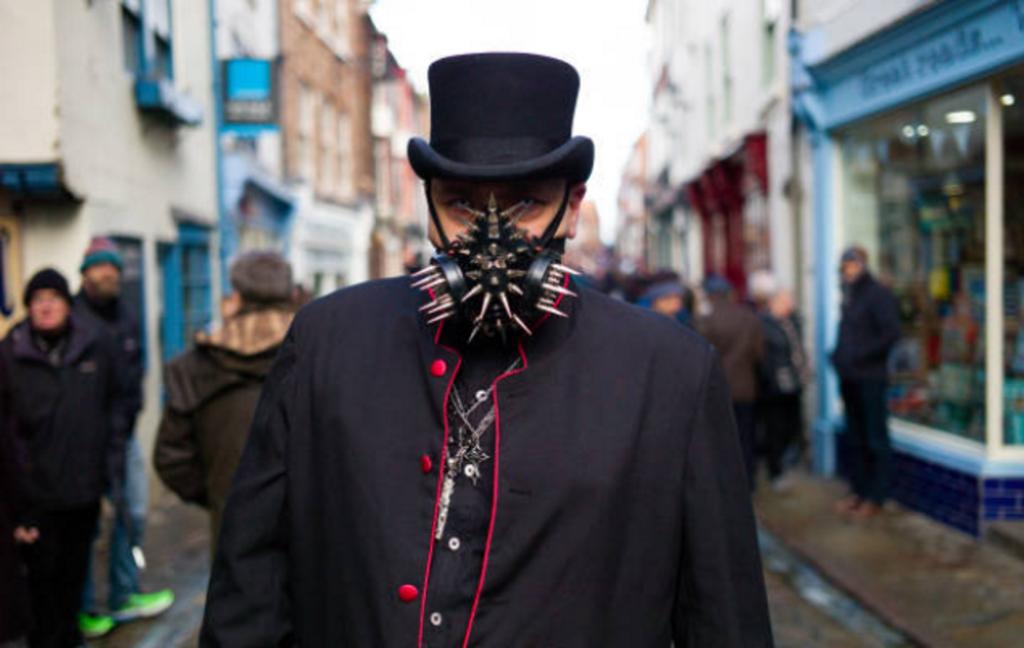 steampunk-maschera
