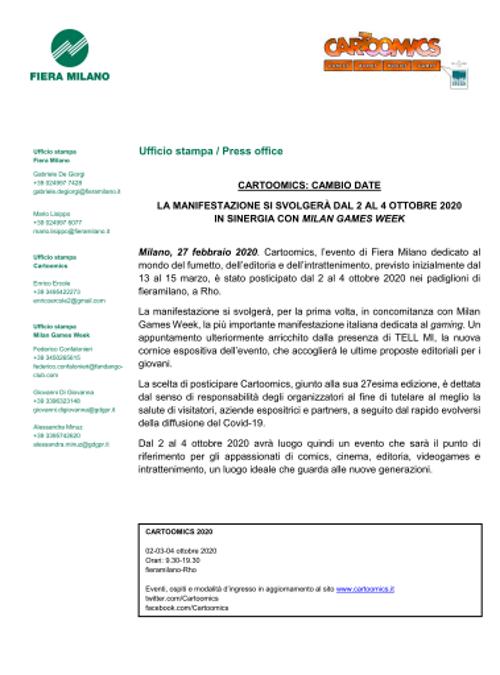 Circolare-Milano-Fiere-Cartoomics-Coronavirus