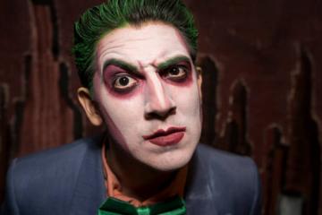 Cosplay-Joker