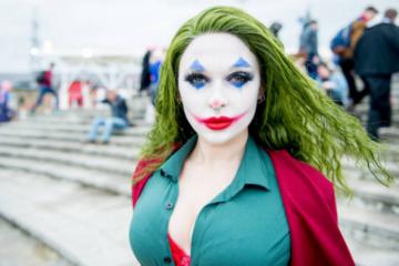 Cosplay-Joker-girl