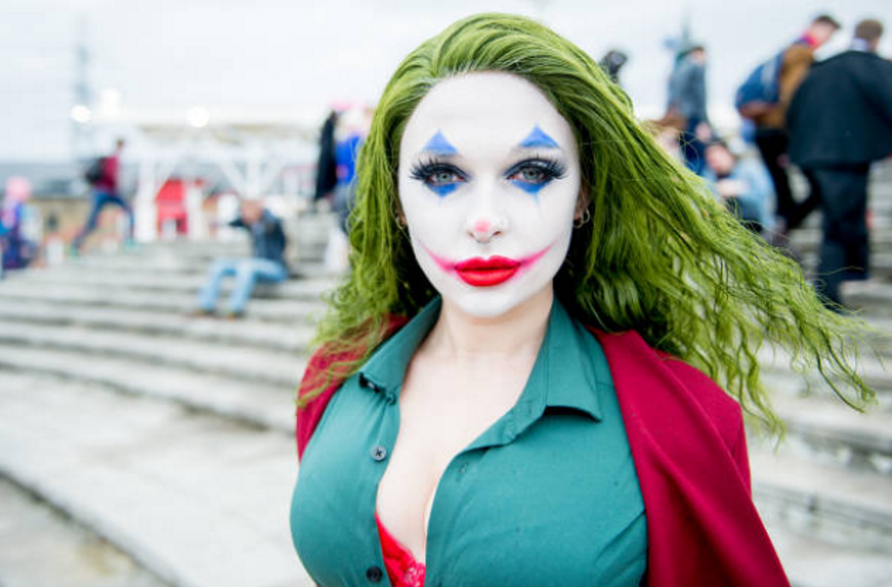 Cosplay-Joker-girl