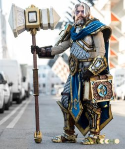 Daniele-Manziana-Uther-Lightbringer-World-of-Warcraft-3