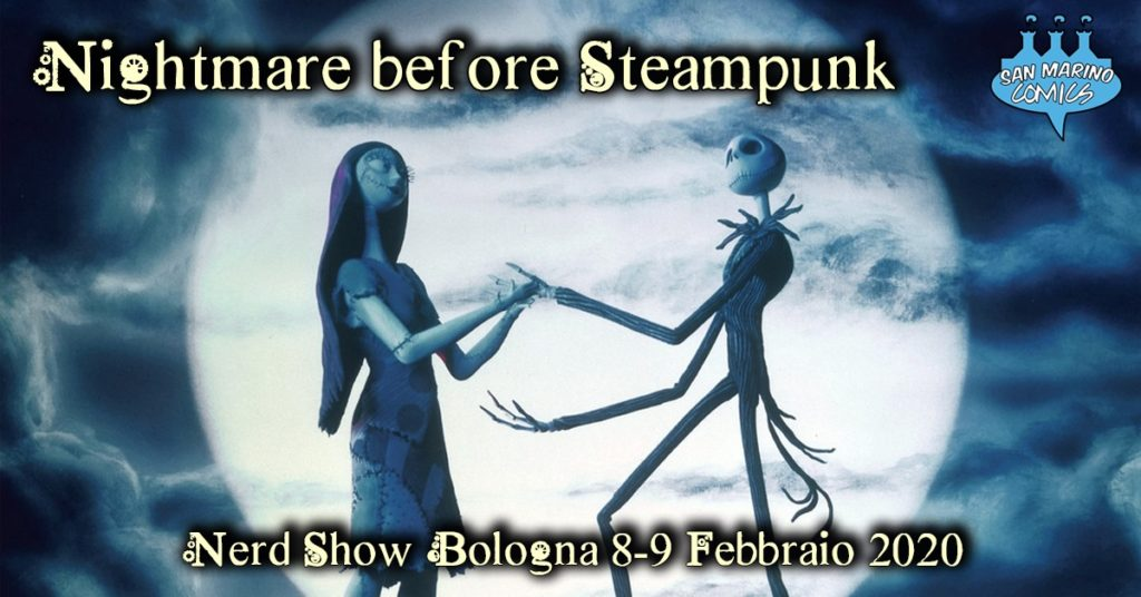 San-Marino-Nerd-Show-Bologna-Nightmare-Before-Steampunk