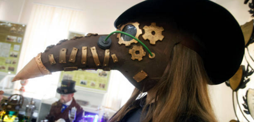 Steampunk-Cosplay