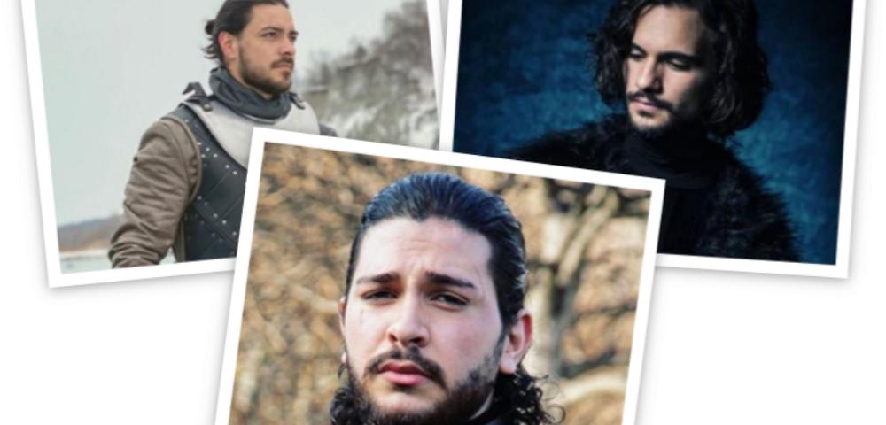 Cosplayers-Jon-Snow-Game-of-Thrones