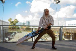 Shyra-Clode-Fumettista-Geralt-Di-Rivia-The-Witcher