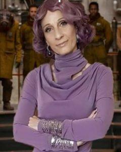 Giulia-Iannetti-Vice-Ammiraglio-Amilyn-Holdo-Star-Wars-VIII