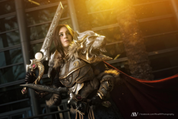 Oshley-Cosplay-Varian-Vrynn-World-of-Warcraft