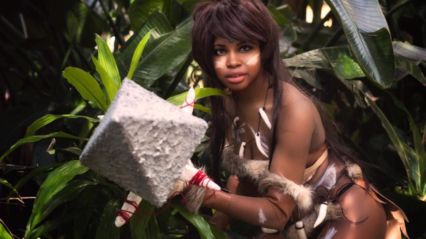 Victory-Cosplay-Nidalee-League-of-Legends