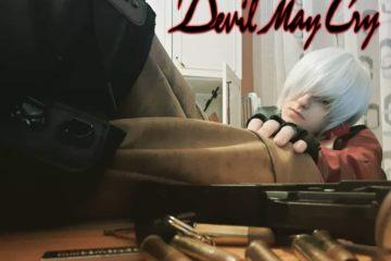 Alessandro Luceri Dante Devil May Cry 3