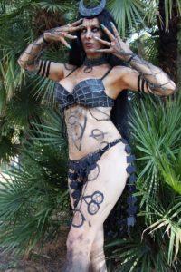Alessia Bergamo Enchantress Suicide Squad