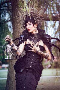 Alessia Bergamo Gothic Woman