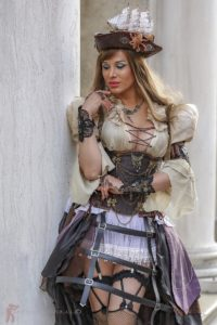 Alessia Bergamo Original Pirate