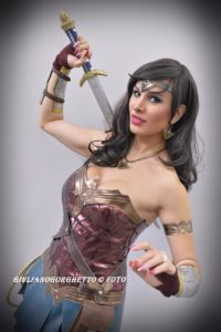 Alessia Bergamo Wonder Woman