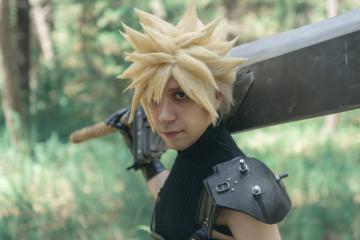 Antonio Oru Maito Dragneel Cloud Strife Final Fantasy