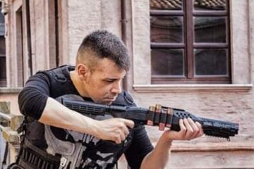 Francesco Franchina The Punisher 2