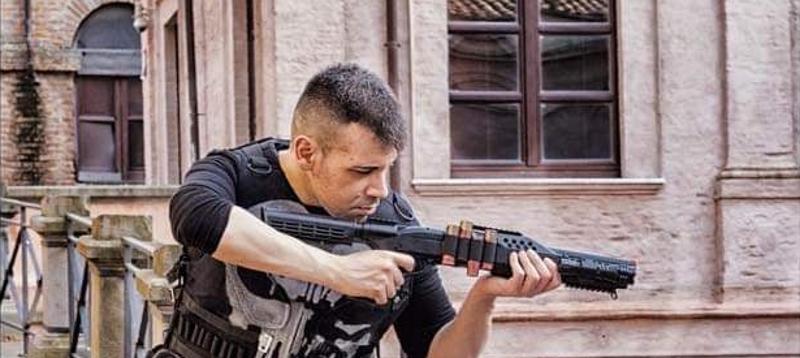 Francesco Franchina The Punisher 2