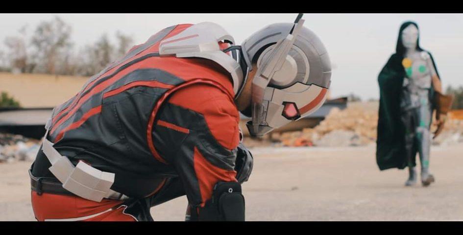 Marco Castellano Ant Man 2