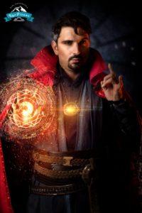 Max Grayson Cosplay Doctor Strange