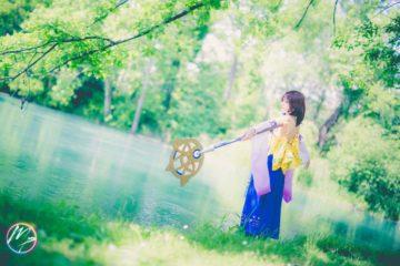 Onirika Cosplay Yuna Final Fantasy X