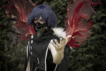 Andrea Braido Ayato Kirishima Tokyo Ghoul