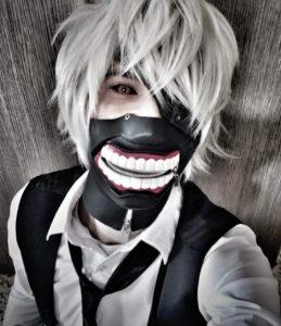 Andrea Braido Ken Kaneki Tokyo Ghoul