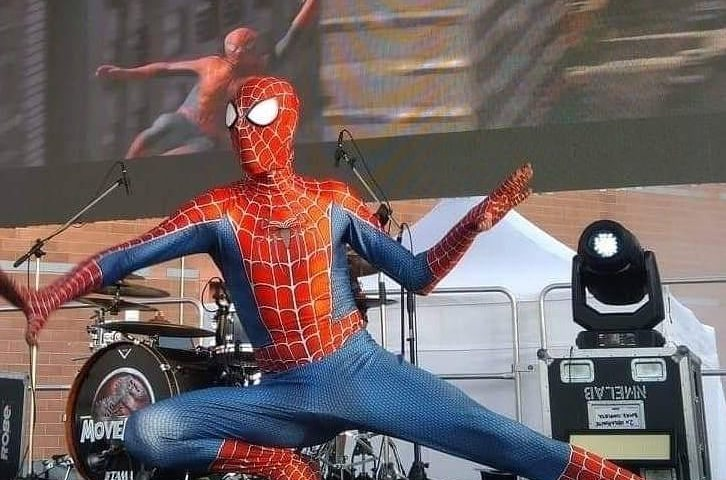 Antonio Baraccani Spiderman 10