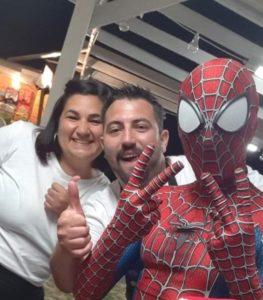 Antonio Baraccani Spiderman 13