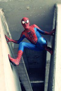 Antonio Baraccani Spiderman 2
