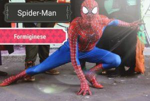 Antonio Baraccani Spiderman